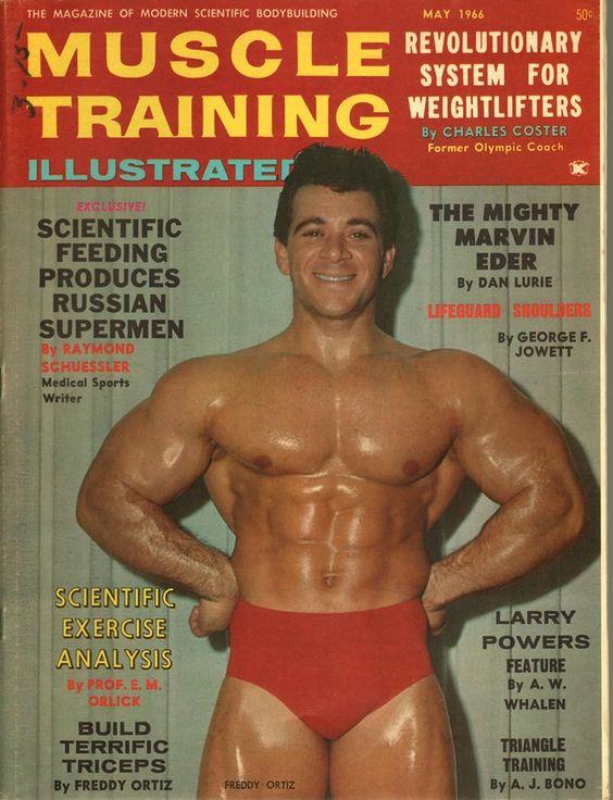 70s Bodybuilding  Photo covers magazine bodybuilding 60/70s