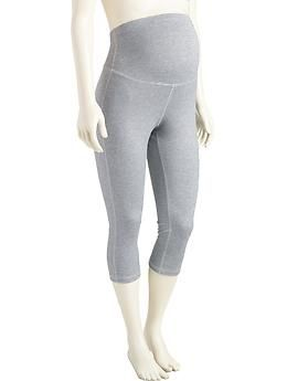 Your new everyday maternity compression crops | affordable and easy to style up or down. the PERFECT pant!