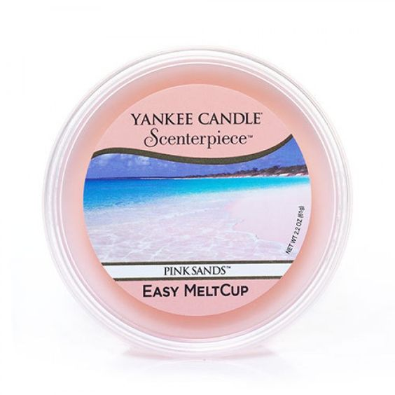 Yankee Candle Pink Sands Easy MeltCup