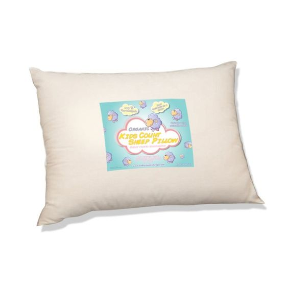 Toddler Pillow Cotton Handmade Pillowcase Baby Travel
