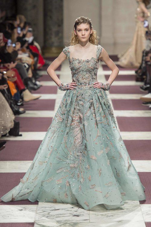 Ziad Nakad Haute Couture Spring Summer  Evening