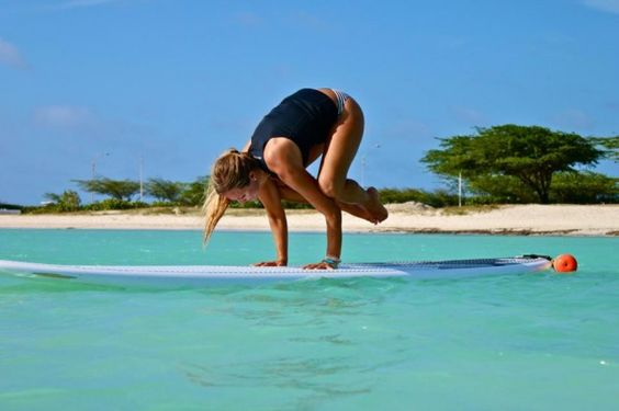 Your Ultimate Guide to Stand Up Paddleboarding via Brit + Co.