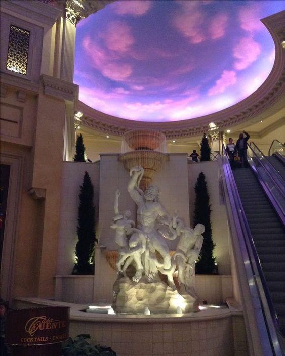 sky escalator