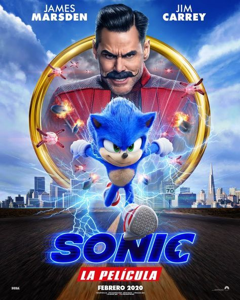 Sonic La Pelicula Peliculas En Espanol Peliculas Completas Gratis Ver Peliculas Gratis