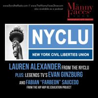 Lauren Alexander (NYCLU), Evan Ginzburg & Farbeon (Hip Hop Re:Education) by MannyFaces on SoundCloud