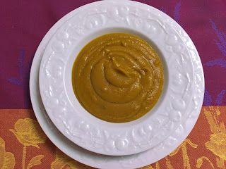 Por Erika de Castro Neves: Health Food Tip: Creme de Abóbora com Gengibre!