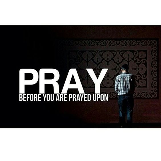 Salaah should be the focal point in the life of a Muslim. Structure your day around Salaah, whether it is a weekday or a weekend. #Salaah