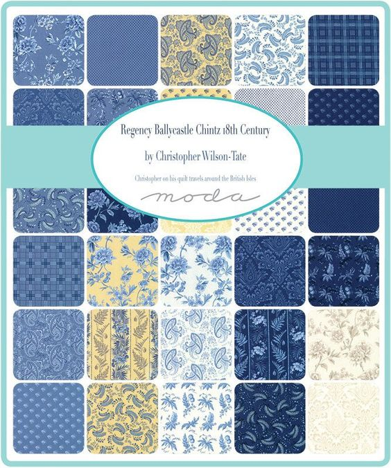 /& Gray    Charm pack//BUY IT NOW Browns 40 5 inch Quilting sqs Beautiful Blues