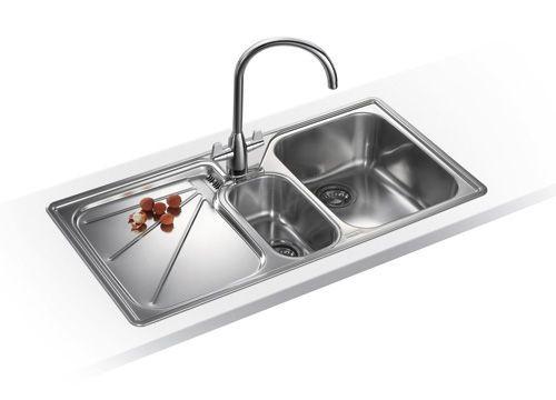 Un lavello come nuovo, è possibile senza usare prodotti chimici!