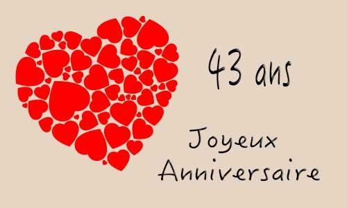 28 Ans De Mariage Inspirational Carte Anniversaire Mariage 43 Ans Virtuelle Gratuite A Image Carte Anniversaire Carte Anniversaire 28 Ans De Mariage