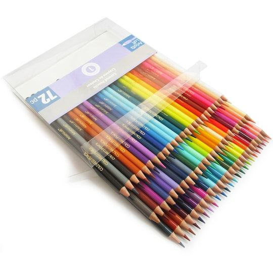 Woodless Color Pencils 36 Vibrant Colors Super Awesome Nice