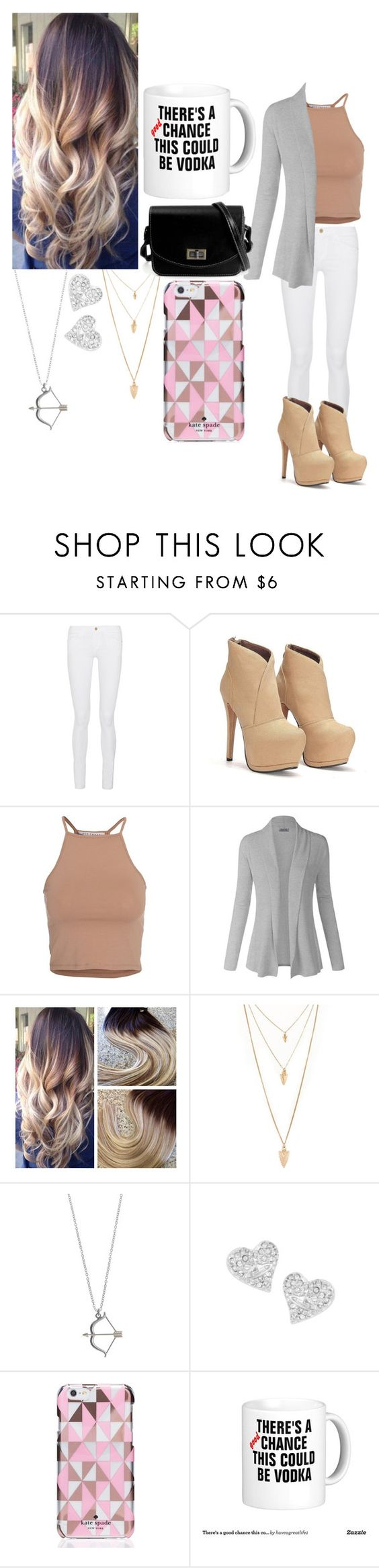 """""""Road trip with Elliott and Taylor"""" by magcon1d ❤ liked on Polyvore featuring Frame Denim, NLY Trend, Forever 21, Vivienne Westwood and Kate Spade"""