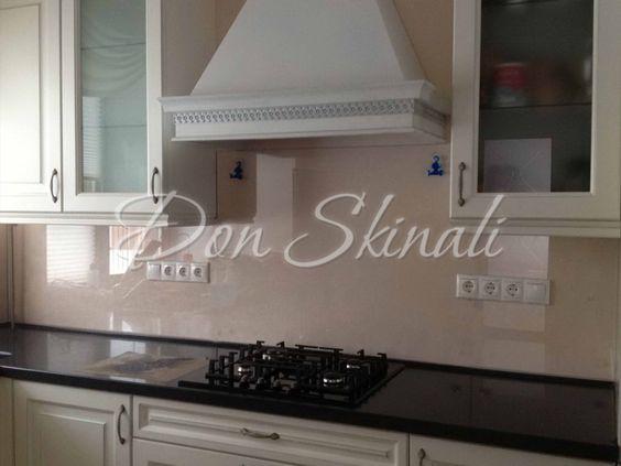 Panele Szklane Do Kuchni Warszawa Szklo I Szyby Skinali Pl Skinali Pl Kitchen Cabinets Home Decor Decals Home Decor