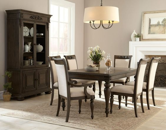 Versailles Dining Room Set Klaussner  Furniture Cart  Dining Entrancing Klaussner Dining Room Furniture Inspiration Design