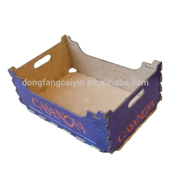 New Design 3-ply Strong Corrugated Packaging Box For Fresh Fruit - fresh blueprint 3 commercial