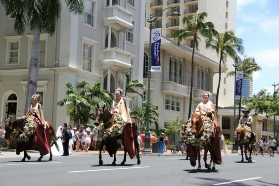 king kamehameha day big island