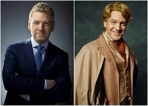 Happy Birthday Kenneth Branagh Who Portrayed Gilderoy Lockhart In The Harry Potter Films Harry Potter Films Harry Potter Kenneth Branagh