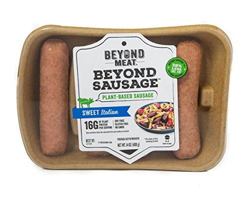 21 Best Vegan Sausage Brands Products Will Trick Your Friends In 2020 Vegan Sausage Sausage Brands Plant Based Vegan Diet
