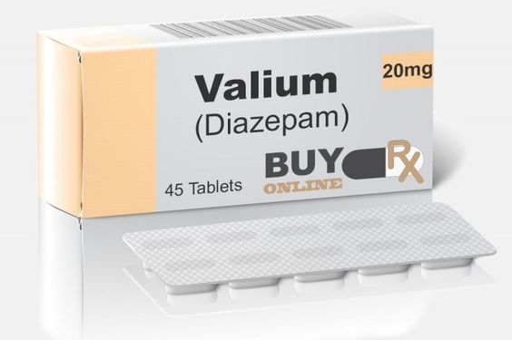 diazepam for nicotine withdrawal