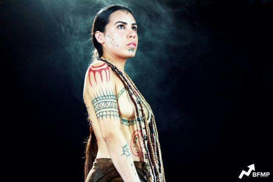 Pocahontas, Early 1600's Virginia