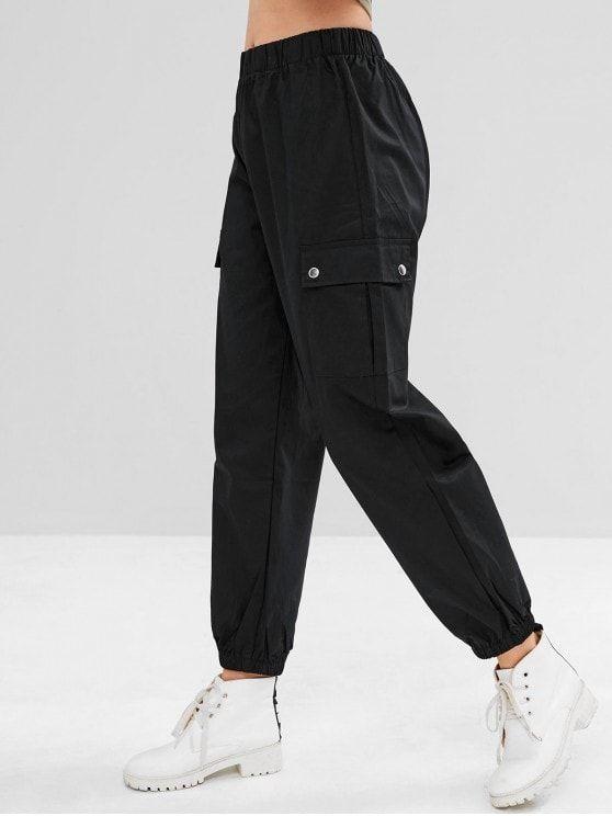 Sports Cargo Jogger Pants Army Green Black Light Khaki Cargo Pants Outfit Pants For Women Fashion Pants