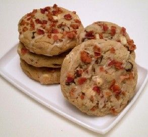 2 words: bacon and cookies Pinch Me!!