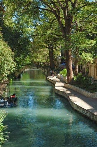 Beautiful Walk In And San Antonio River On Pinterest