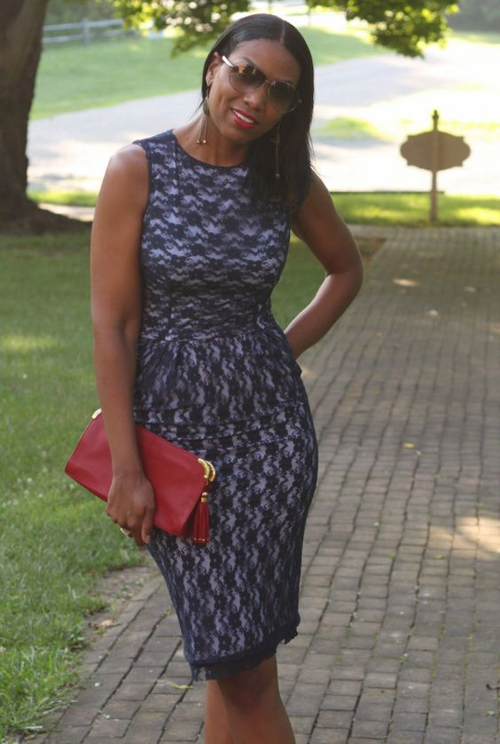 Beaute' J'adore: DIY Lace Overlay Dress. Would be nie with a sweater.