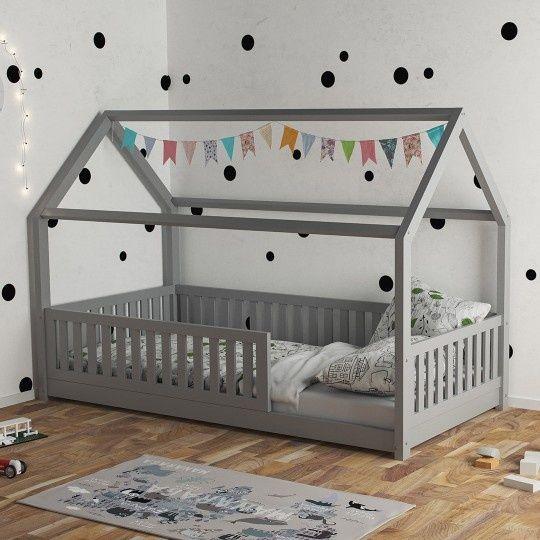 Alles Rund Ums Kinderzimmer Vom Baby Zum Teenager Mitwachsend Un Ergonomisch Kindermobel Angebote Zum Verlieben Hausbett Kinder Mobel Bett
