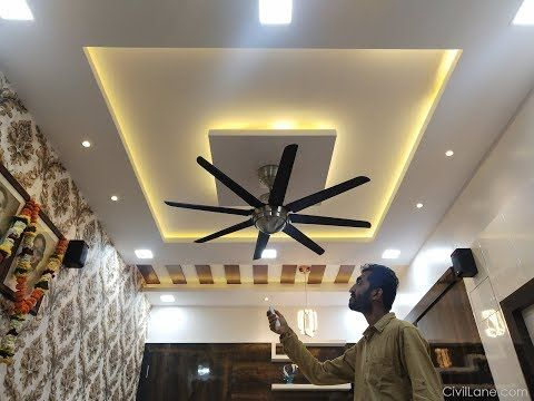 1 Bhk Home Decor 375 Sq Ft By Civillane Com Youtube With