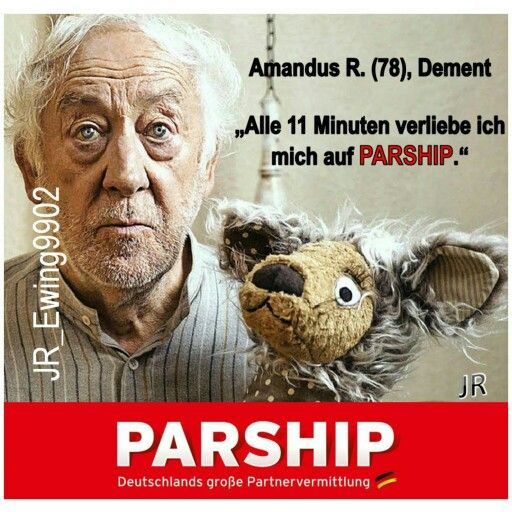 parship verarsche