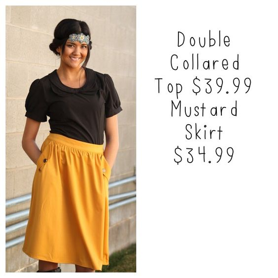 Happy November! #skirt #pockets #chiffon #headband #shopbellame