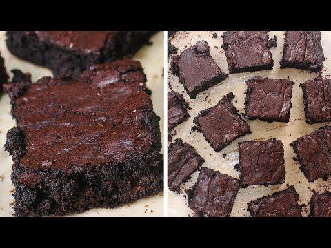 براونيز الشوكولاتة طرية ورطبة بطعم رائع Youtube In 2020 Food Yummy Food Desserts