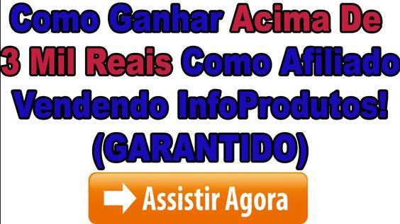 Como ganhar acima de 3 mil reais como Afiliado vendendo Info Produtos!