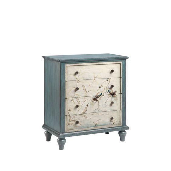 Heron Accent Chest