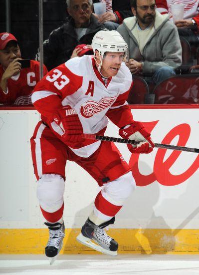 Kris Draper (Red Wings de Détroit)