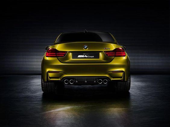 КЛАССНЫЕ ФОТО АВТО! (и не только) - BMW Concept M4 Coupe (2013)
