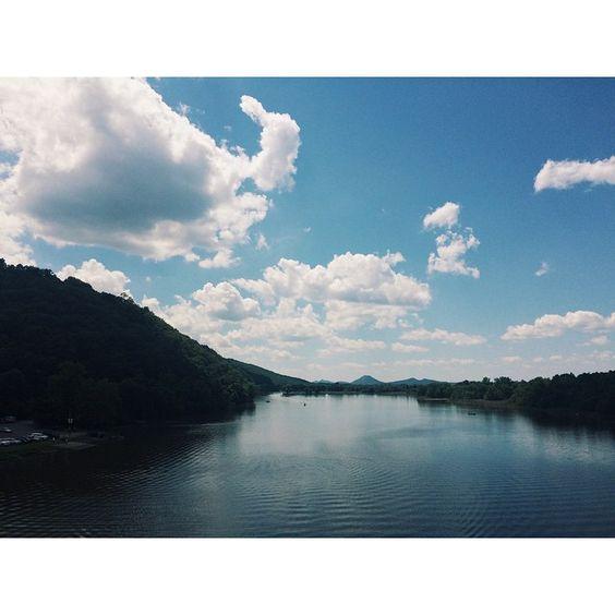 #vsco #vscocam #afterlight #blue #sky #arkansas