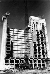 Modular Construction | Factory Built | Prefab | History | Disney Resort | 1960's  paskr.com construction project management software