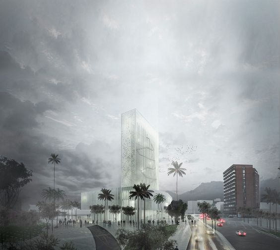 Galería - Seis propuestas para el Museo Nacional de la Memoria en Colombia - 2