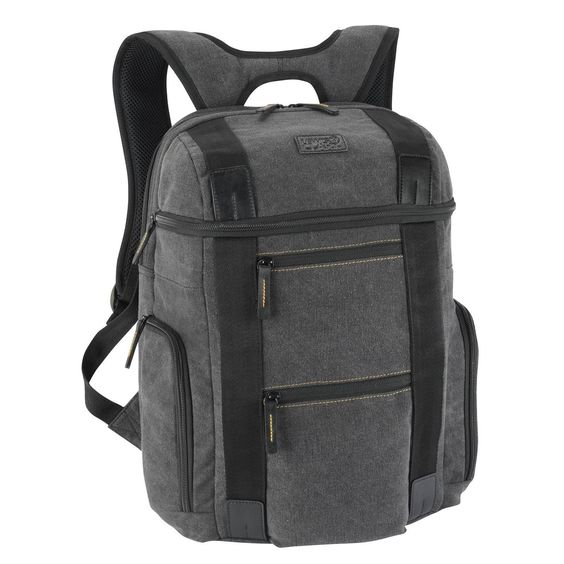 Lewis N. Clark UrbanGear Canvas Backpack