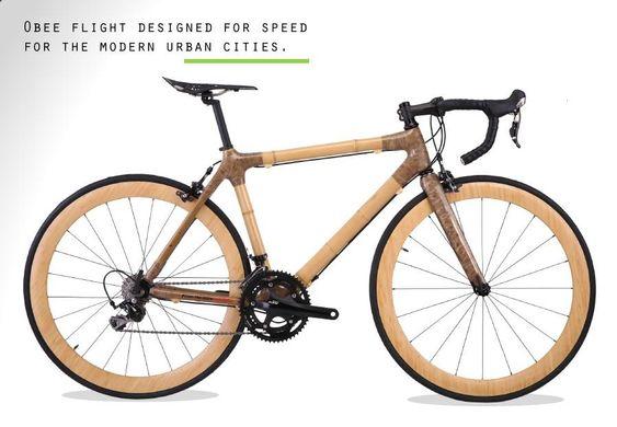 Ein Fahrrad selber bauen kann jeder, meint das Team von Bamboobee und hat auf…
