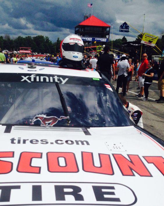 Team Penske. Mid Ohio Nascar Xfinity 2016