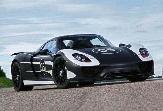 ..Porsche 918 Spyder