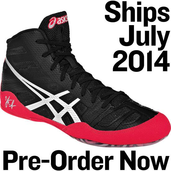 ASICS Jordan Burroughs JB Elite Wrestling Shoes | PIN! | Pinterest ...