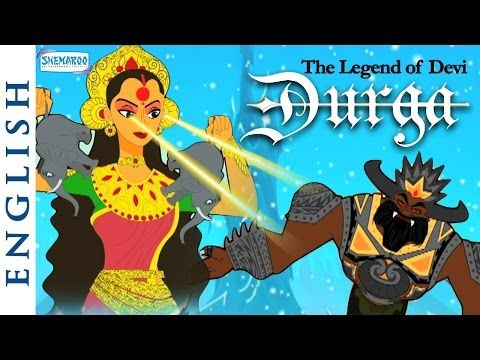 The Legend Of Devi Durga (English) - Animated Full Movie for Kids - HD - YouTube