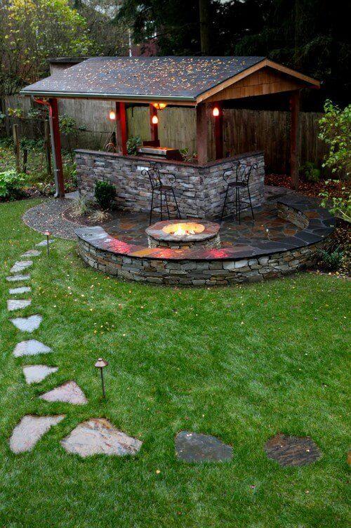 DIY Gazebo Ideas U2013 Effortlessly Build Your Own Outdoor Summerhouse | Diy  Gazebo, Gazebo Ideas And Gazebo