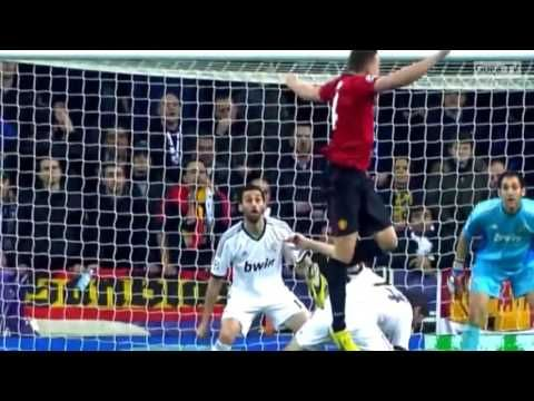 Real Madrid Vs Manchester United 1 1 Champions League 2012 13 Full Highlights Hd Youtube Manchester United Champions League Real Madrid