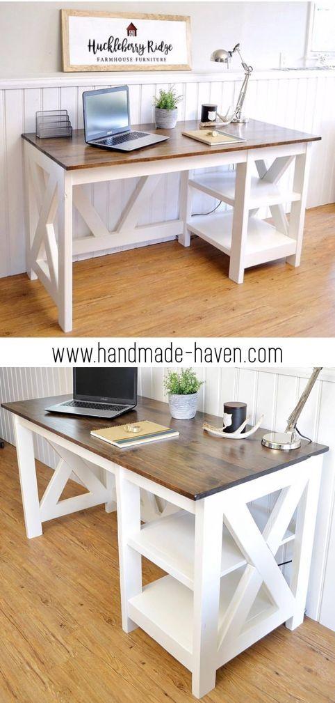 40++ Cheap farmhouse desk most popular