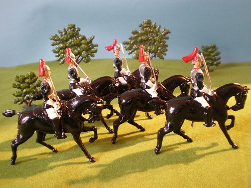Horse Guards - Britains Toy Soldiers